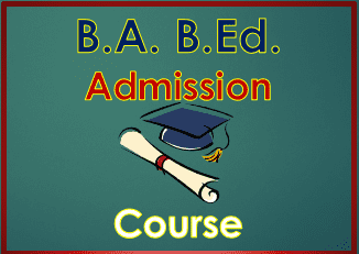 B.A B.Ed Integrated Course