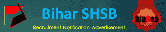 SHSB Bihar Accountant and Accounts Assistant Recruitment 2021 Online Application Form